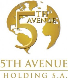 5th avenue holding logo biznesowi