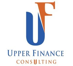 Upper Finance logo biznesowi
