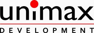 Unimax Development logo white