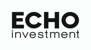 logo echo investment kielce